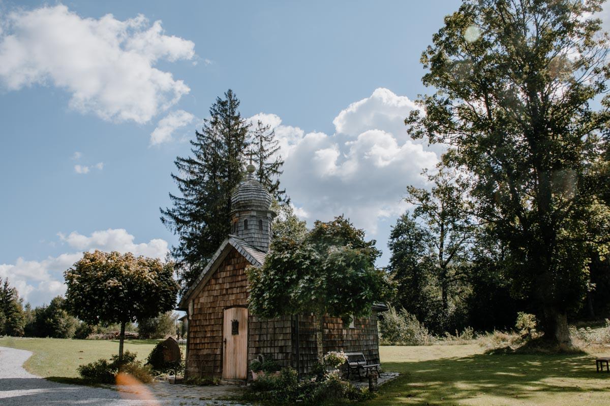 Kapelle Harlachalm