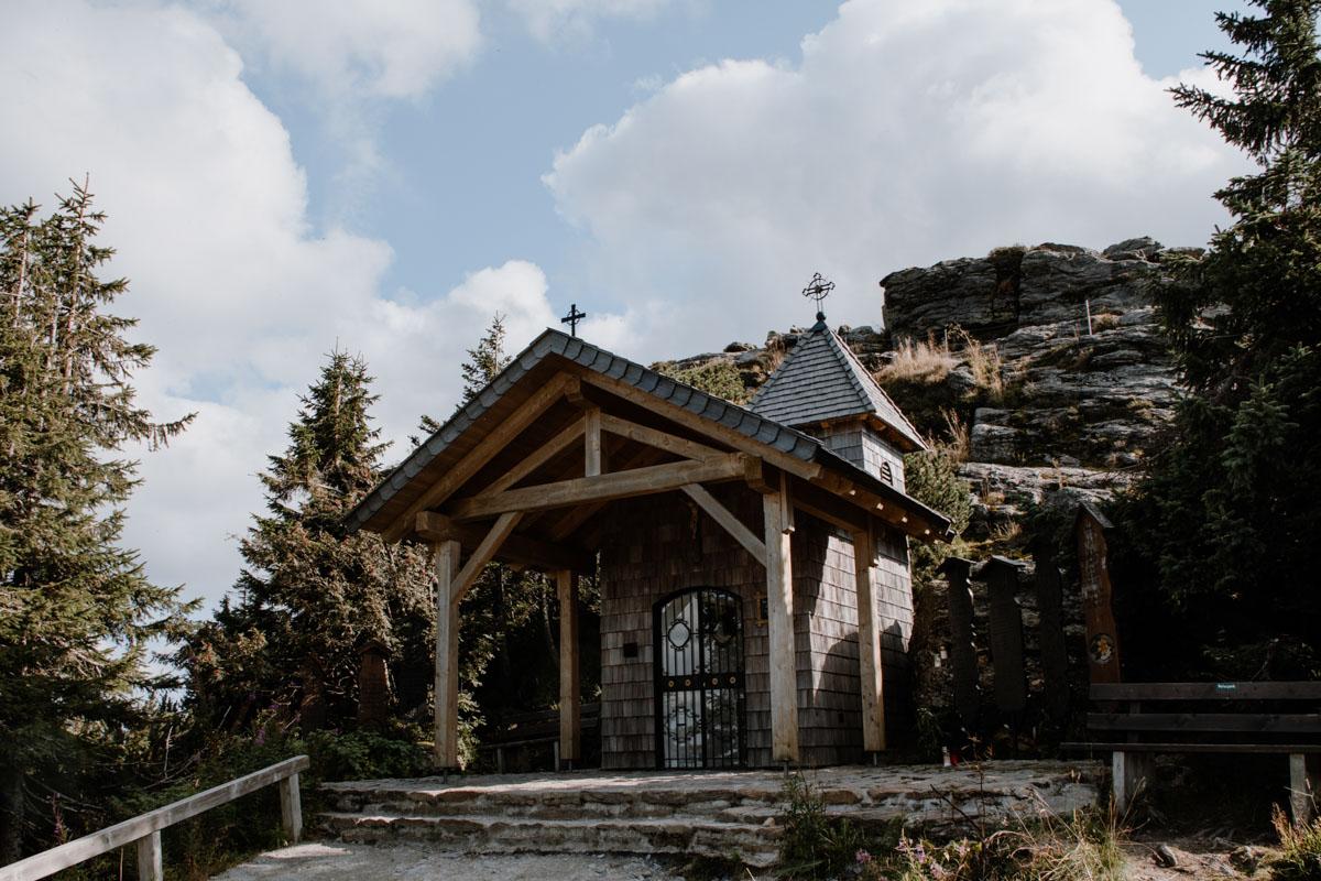 Kapelle Großer Arber
