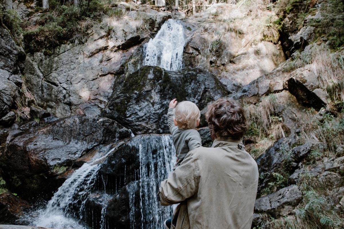 Rießlochfälle Bayerischer Wald