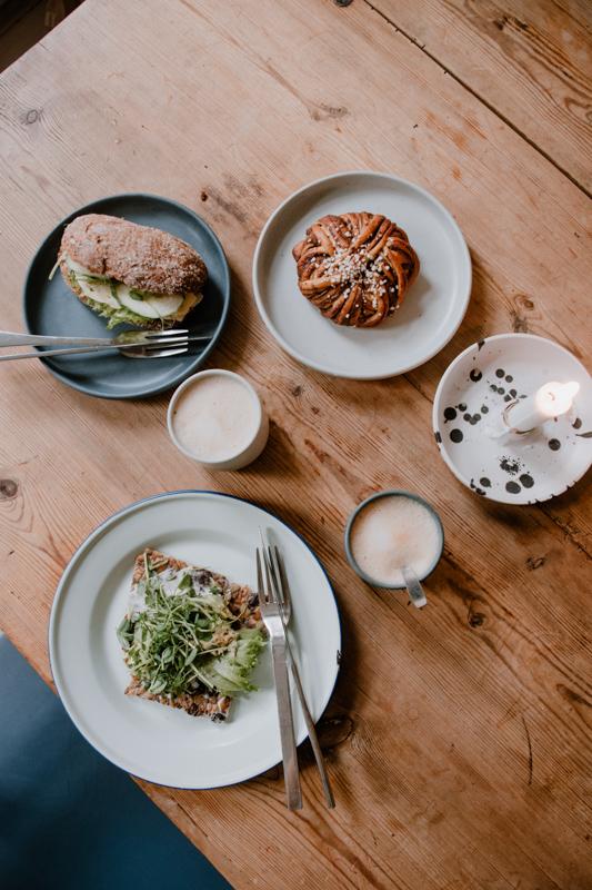 Johan & Nyström Breakfast