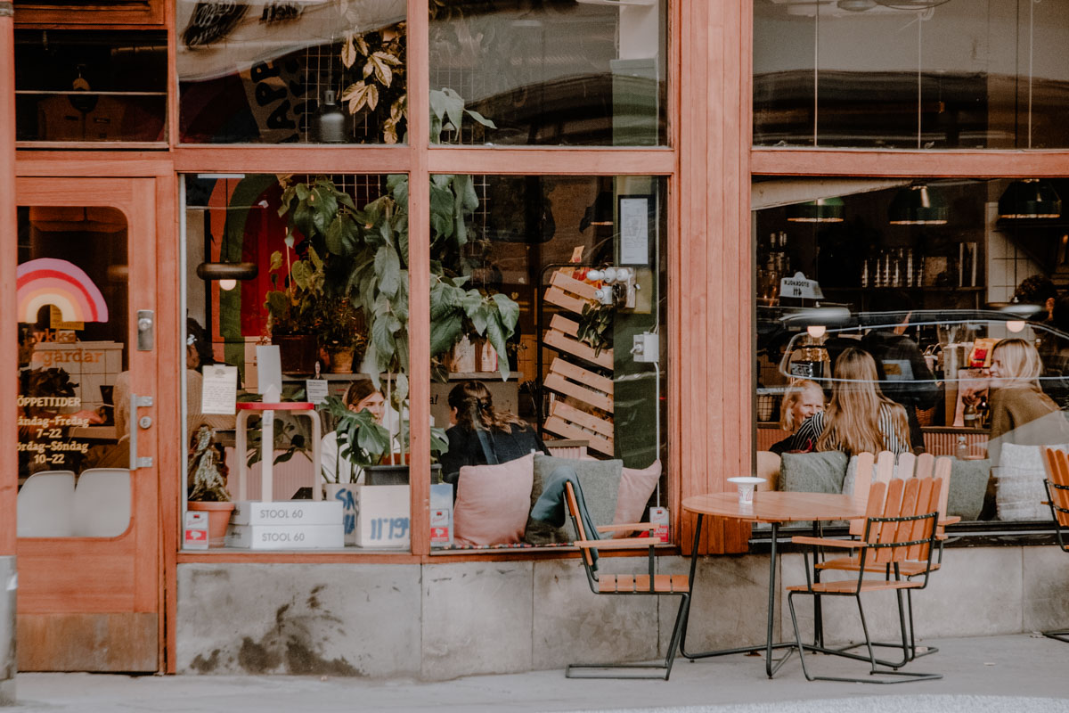 Cafe Lykke