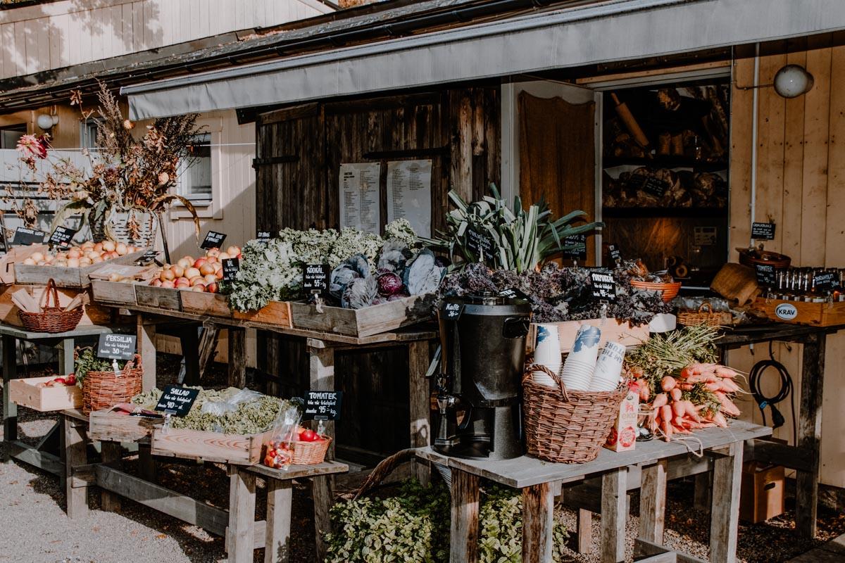 Rosendals Market