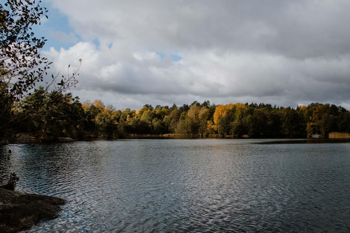 Nacka Reservat Stockholm